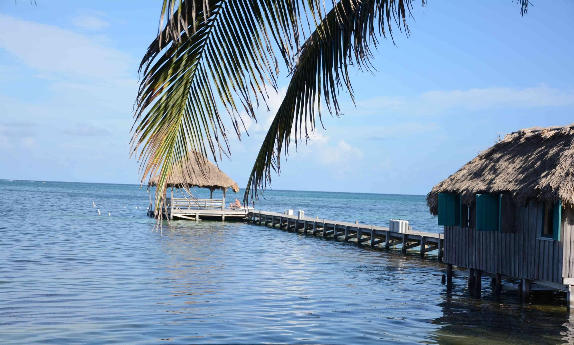 Belize Palapas