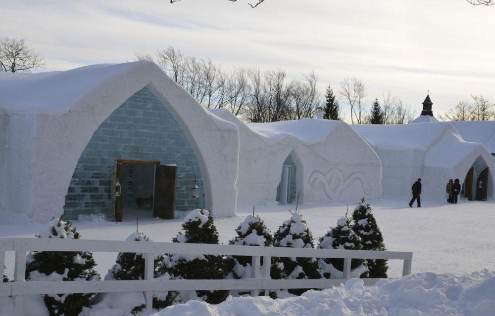 Photos: Hotel De Glace, Quebec City