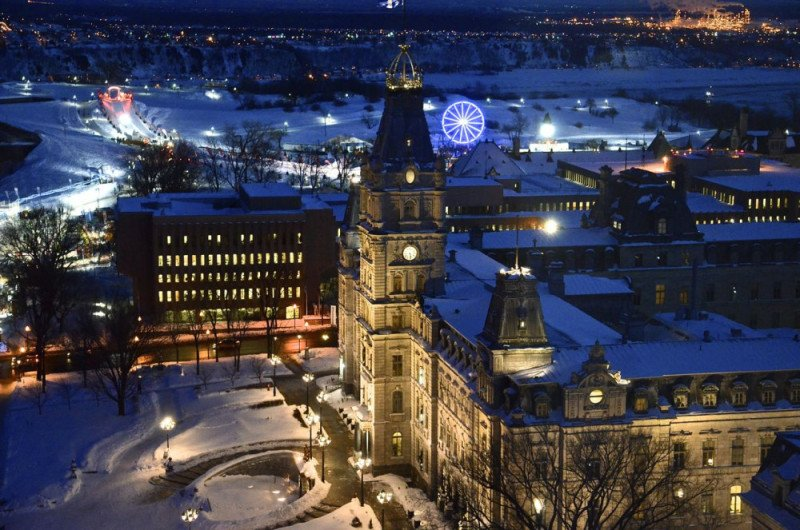 Embrace your Winter Spirit in Quebec City