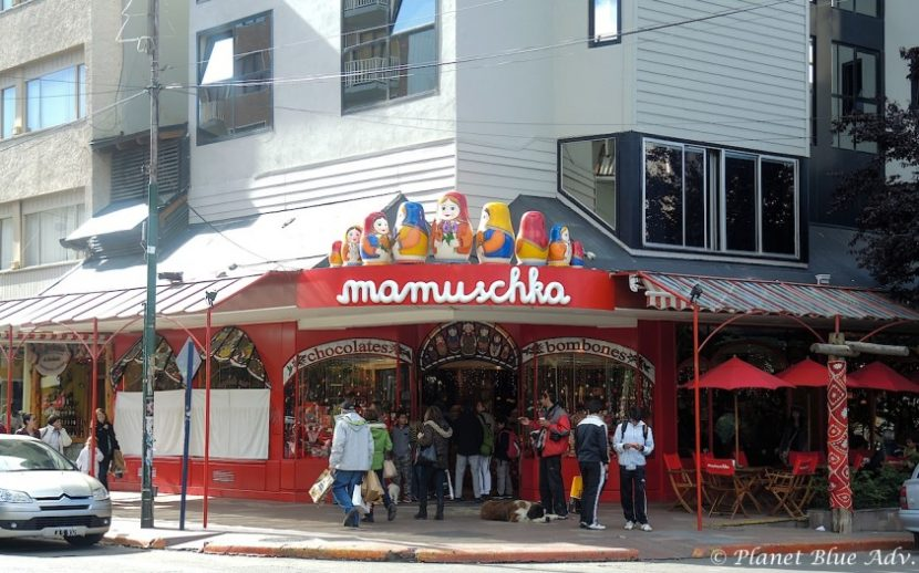Mamsuschka colourful storefront
