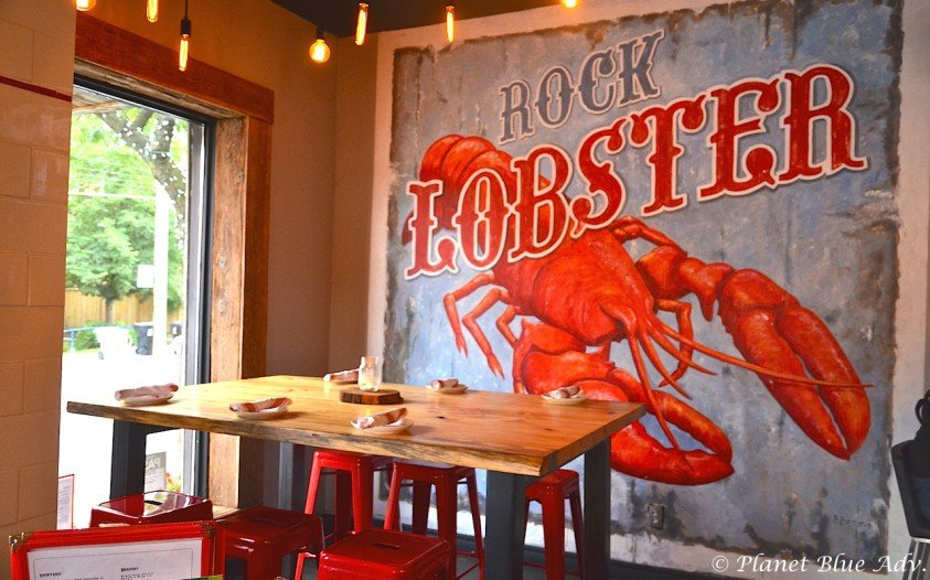 Review: Go Lobster Crazy at Rock Lobster's Leslieville Location