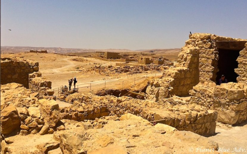 Israel in Photos: Masada