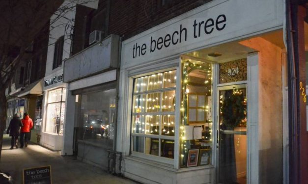Review:  The Beech Tree Restaurant