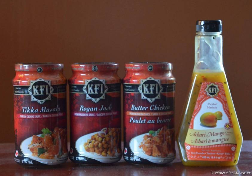 Kfi Indian Sauces Products Line