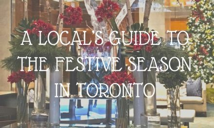 A Local's Guide To The Festive Season in Toronto