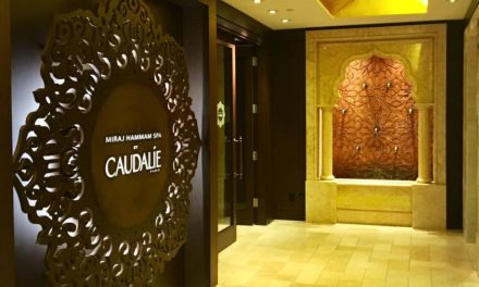 Miraj Hammam Spa by Caudalie Paris at The Shangri La Hotel Toronto