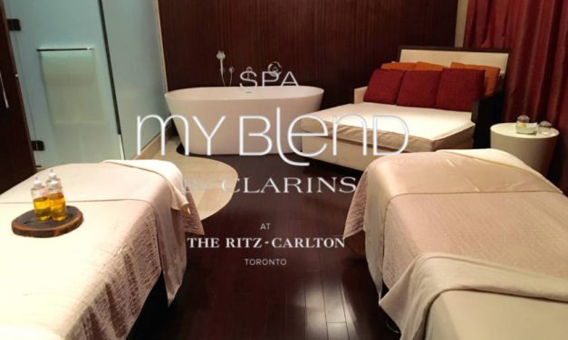Finding Peace and Relaxation at My Blend Spa by Clarins