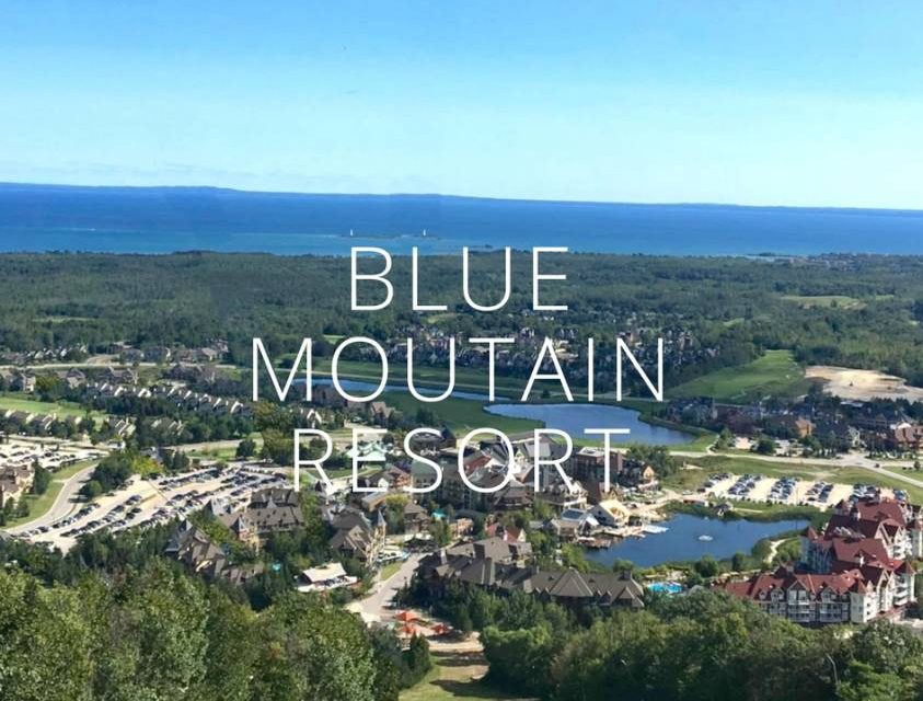 Escape From The City To Blue Mountain Resort