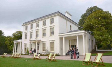 "A Glimpse Into Mystery Writer Agatha Christie's Life At ""Greenway"" in Devon"