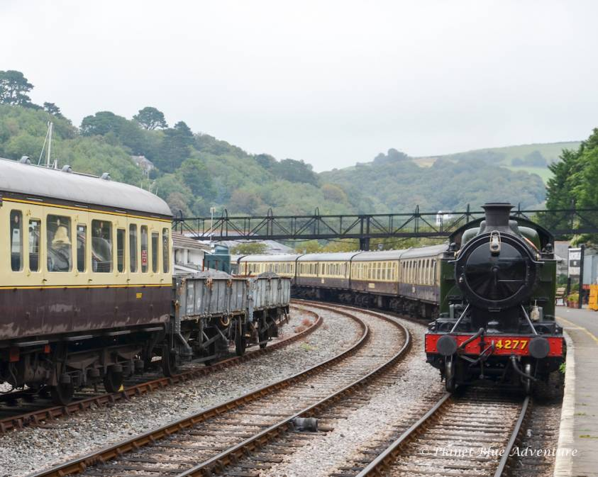 Dartmouth Steam Train