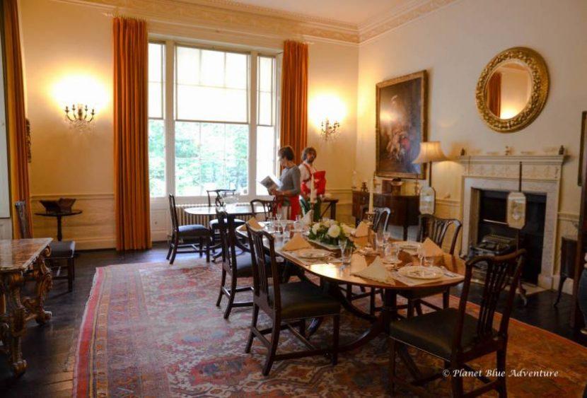 Greenway dining room