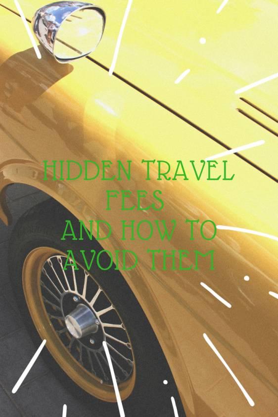 Travel Fees Pinterest