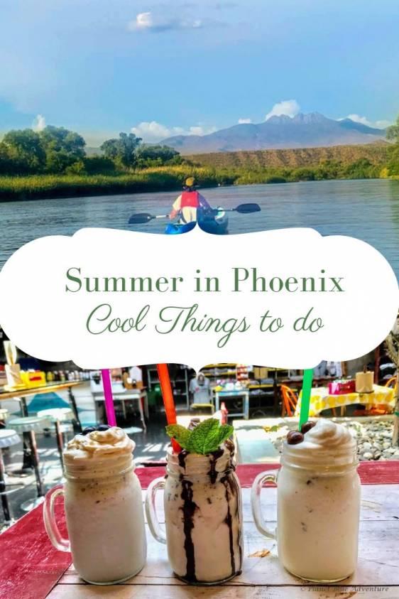 Summer in Phoenix