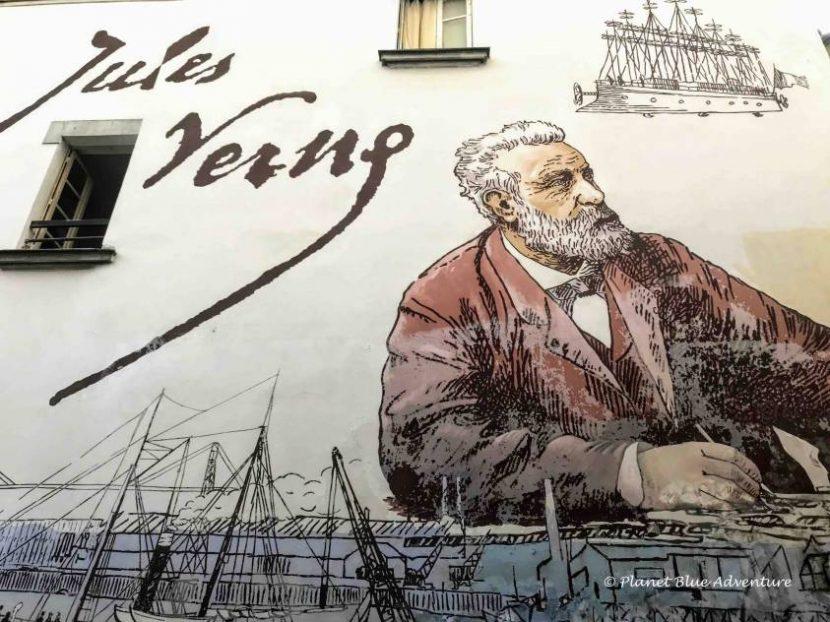 Nantes Jules Verne Museum