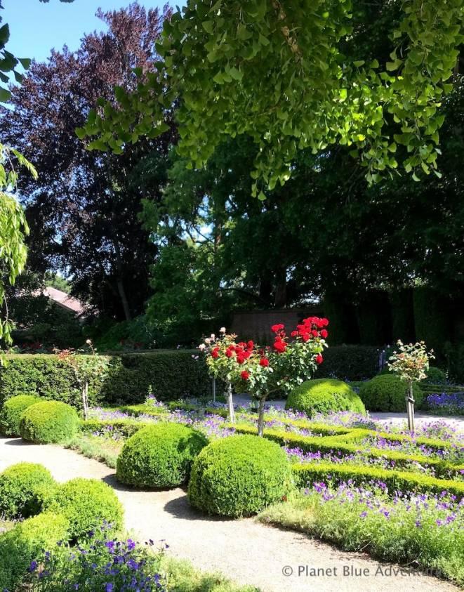 San-Mateo County Filoli Gardens in Woodside