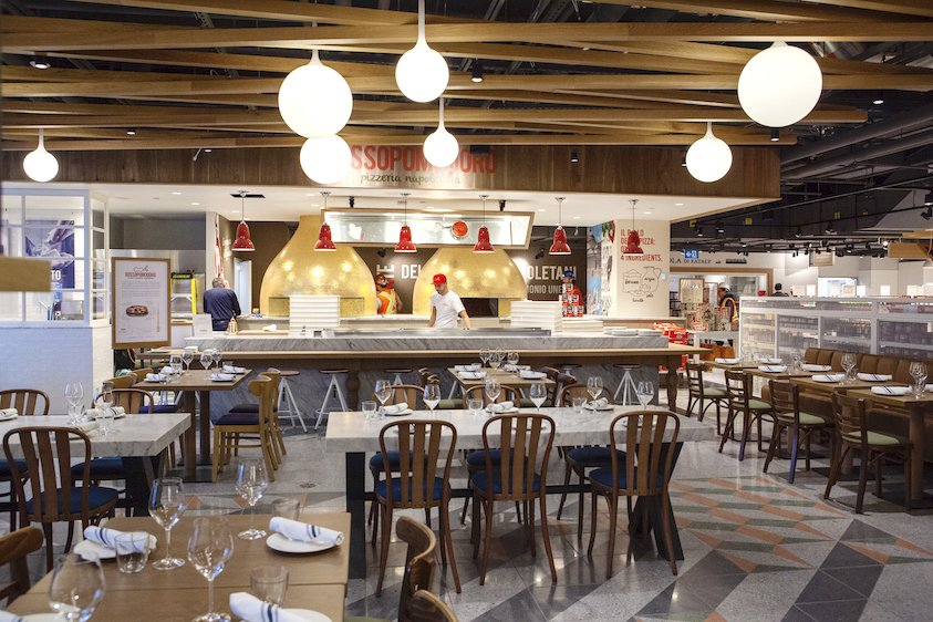 Canada's First Eataly Opens in Toronto